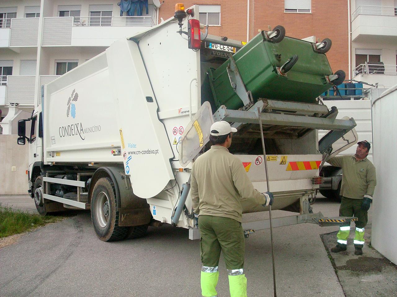 Gestão de Resíduos Urbanos