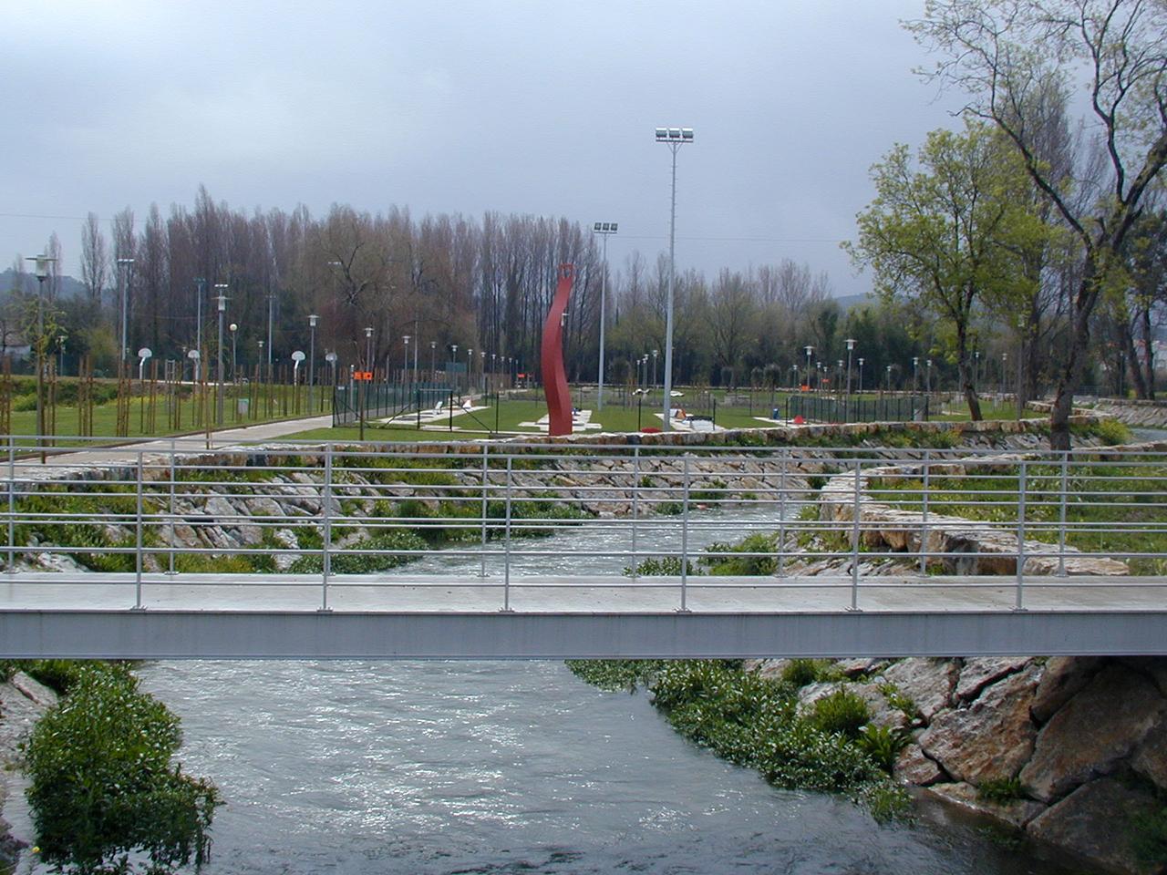 Parque Verde da Ribeira de Bruscos