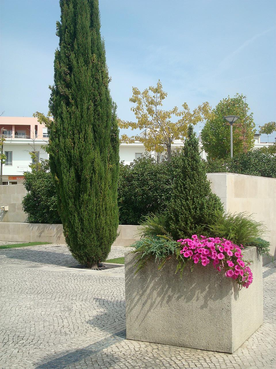 Jardins e Espaços Verdes