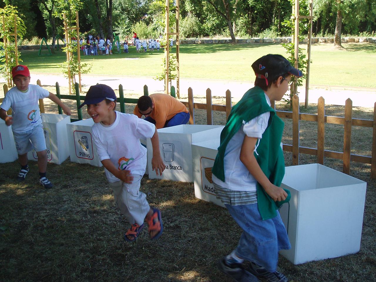 Sensibilização e Educação Ambiental