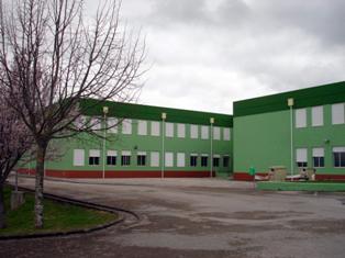 Biblioteca da Escola Secundária Fernando Namora