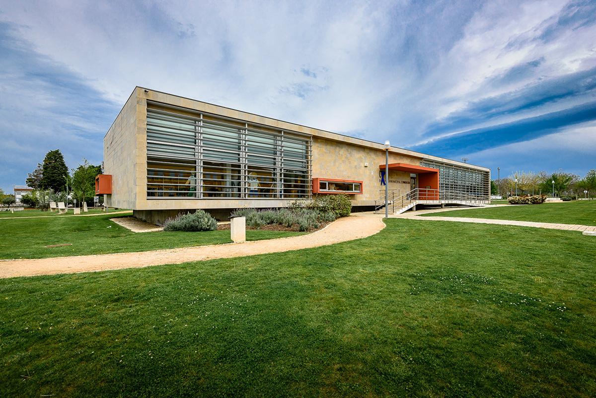 Biblioteca Eng. Jorge Bento